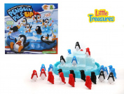 Little Treasures Penguin Pile-Up Funny Family Game for Ages 6 and Up