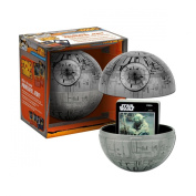 Star Wars Death Star Collector's Tin Top Trumps Card Game | Educational Card Games