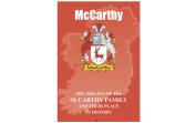 McCarthy Irish Clan History Booklet