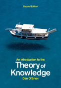 An Introduction to the Theory of Knowledge, Second Edition