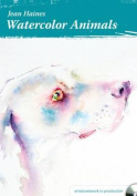 Jean Haines' Watercolour Animals [Audio]