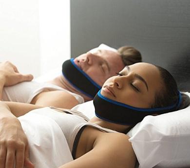 The Original Anti Snore Chin Strap