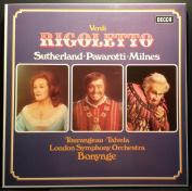 Verdi Rigoletto [VINYL LP]