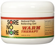 Sore No More Natural Pain Relieving Gel - 240ml Warm