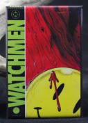 Watchmen #1 Comic Cover Refrigerator Magnet.