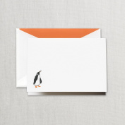 Engraved Penguin Note (CF1601)