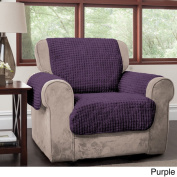 Puffs Plush Furniture Protector Chair Slipcover