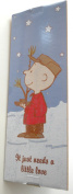 """The Original Peanuts Charlie Brown Christmas Tree 60cm Tall """"It Just Needs A Little Love"""""""