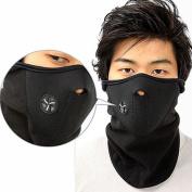 Lisli® Neoprene Winter Neck Warmer Face Soft Mask Motorcycle Bicycle Veil Guard