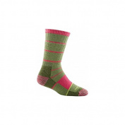 Summit Stripe Boot Socks by Darn Tough