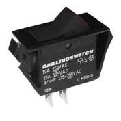 Bloomfield 8707-55 Brew Switch Rocker Black