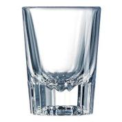 Luminarc Barcraft Fluted Shot Glass (Set of 6), 60ml, Clear