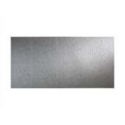 Fasade Damask Argent Silver 1.2m x 2.4m Wall Panel