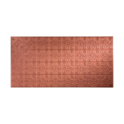Fasade Traditional Style #2 Argent Copper Wall Panel