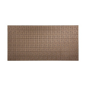 Fasade Traditional Style #1 Argent Bronze Wall Panel
