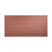 Fasade Traditional Style #1 Argent Copper Wall Panel