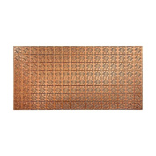 Fasade Traditional Style #1 Antique Bronze Wall Panel