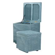 The Noah Storage set of two in Blue