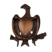 Highpoint Collection 16cm Eagle Door Knocker in Oil Rubbed Bronze Finish