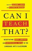 Can I Teach That?
