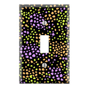 Decorative Hot Leopard Wall Plate Cover