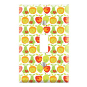 Fruit Pattern Wall Plate Cover