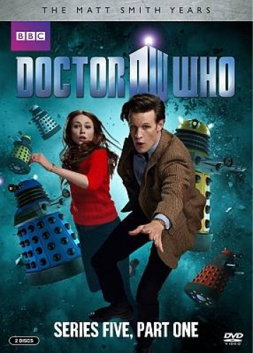 Doctor Who: Series Five - Part One [Region 1] - DVD - New - Free Shipping.