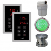 Royal Touch Panel Control Kit in Brushed Nickel