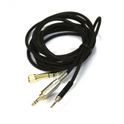 1.2m 3.9ft Replacement Audio upgrade Cable For Sennheiser Urbanite XL wireless Headphone