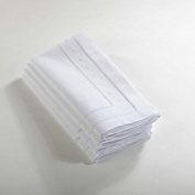 Embroidered and Hemstitched Napkin - set of 4