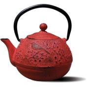 Cast Iron Suzume Teapot 710ml
