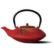 Cast Iron 'Sakura' 1090ml Teapot