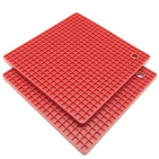 Freshware Silicone Honeycomb Pot Holders/ Trivets