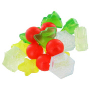 Christmas Shape Assorted Reusable Ice Cubes