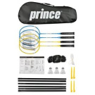Prince Strike 4 Player Badminton Set