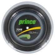 Tour XP 15L 200m Tennis String Reel Black
