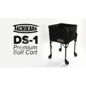 Tachikara DS-1 Volleyball Ball Cart Black