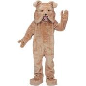 Rubie's Costume Bull Dog Mascot Costume Tan, Tan, One Size