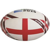 RWC 2015 England Flag Ball