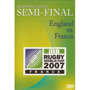 Rugby World Cup 2007 Semi Final DVD England vs France