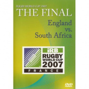 Rugby World Cup 2007 The Final Match DVD England vs South Africa