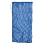 (Price/ea)Champion Sports MB22BL 60cm x 120cm Mesh Equipment Bag, Royal Blue