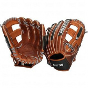 Easton Mako Pro Series EMK Infielders Pattern Glove, 30cm , Right Hand Throw