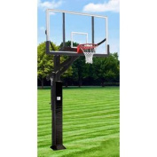 All Pro Jam Basketball System with Collegiate Rim