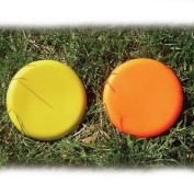 (Price/EA)POLY ENTERPRISES Flag Football Ball Spotter - Orange