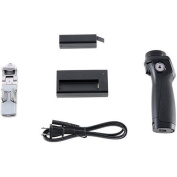 DJI Handle Kit for OSMO Handheld 4K Gimbal Includes Battery Charger and Phone Holder