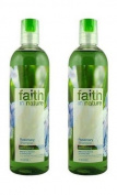 (2 PACK) - Faith Rosemary Shampoo | 400ml | 2 PACK - SUPER SAVER - SAVE MONEY