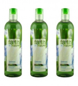 (3 PACK) - Faith Rosemary Shampoo | 400ml | 3 PACK - SUPER SAVER - SAVE MONEY