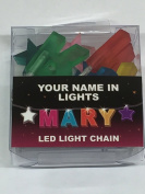 Your Name In Lights- Mary