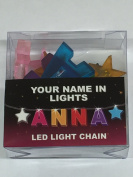 Your Name in Lights - Anna